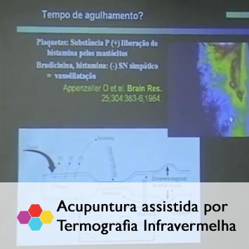 Acupuntura assistida por Termografia Infravermelha