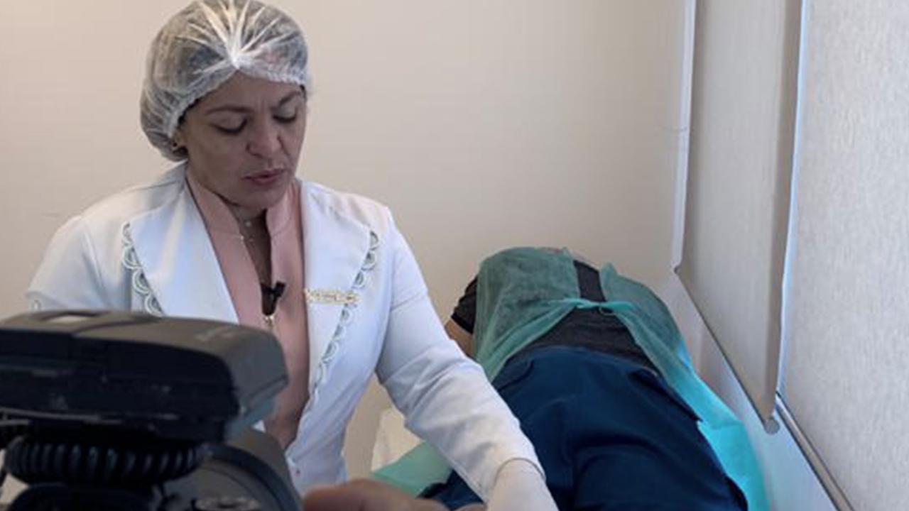 Módulo de Ozonioterapia